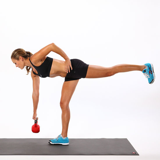 Tabata Workout: Five Quick Tabata Exercises