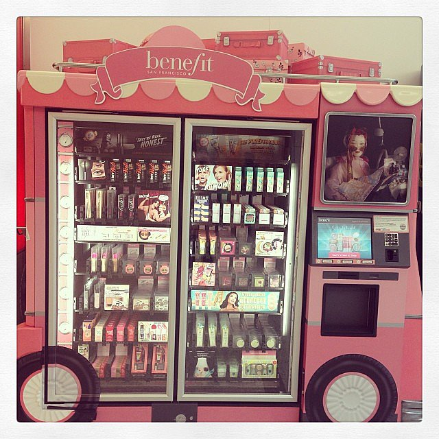 Now this is a vending machine we can get behind. Source: Instagram user emilymccombs