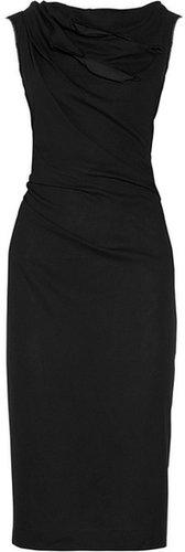 Vivienne Westwood Anglomania Alto draped voile dress