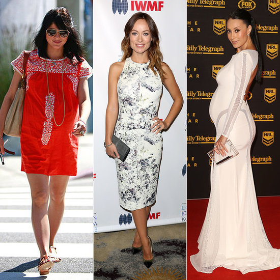 Pregnant In Style: See All The Celebs Staying Chic While Expecting