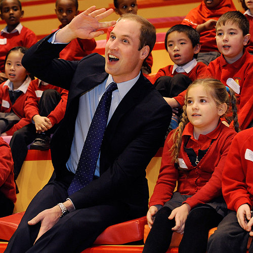 Prince William's Birmingham Visit 2013 | Pictures