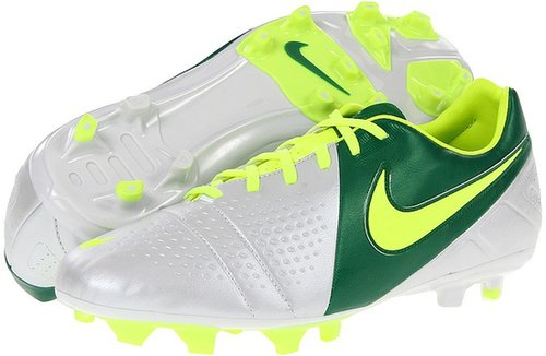 Nike - CTR360 Libretto III FG (White/Court Green/Volt) - Footwear