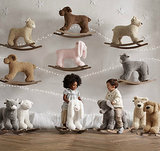 RH Baby & Child Plush Animal Rockers