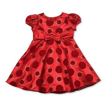 Rare Editions Holiday Dress