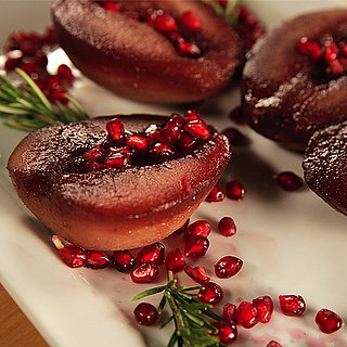 Christmas Desserts: Healthy Paleo Poached Pear Recipe