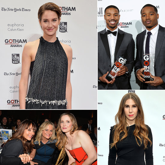 Independent Films and Stars Feel the Love at the Gotham Awards