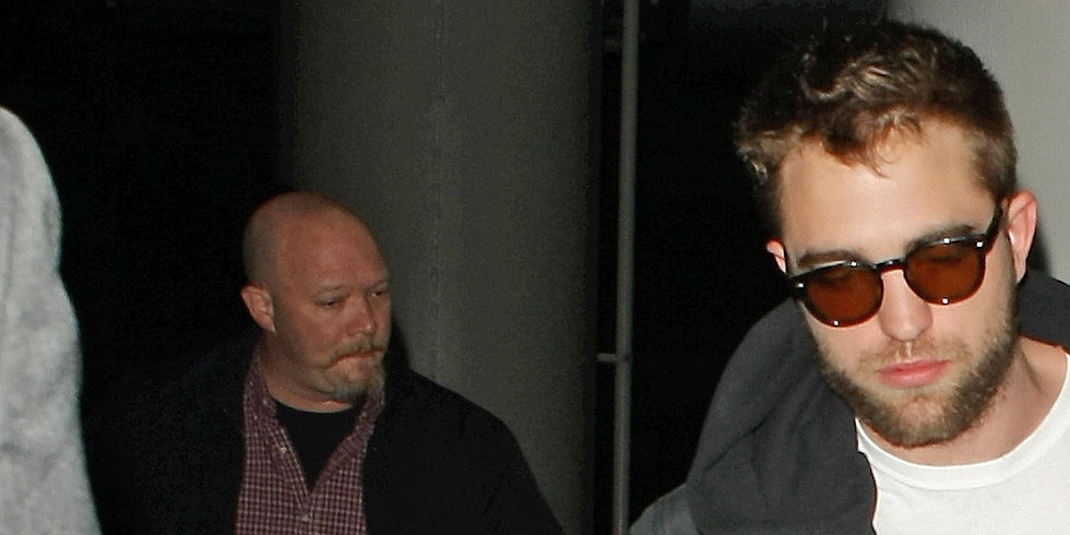 Hopefully This Means the End of Robert Pattinson's Goatee