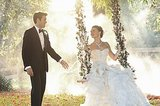Enter the groom: Daniel (Josh Bowman).