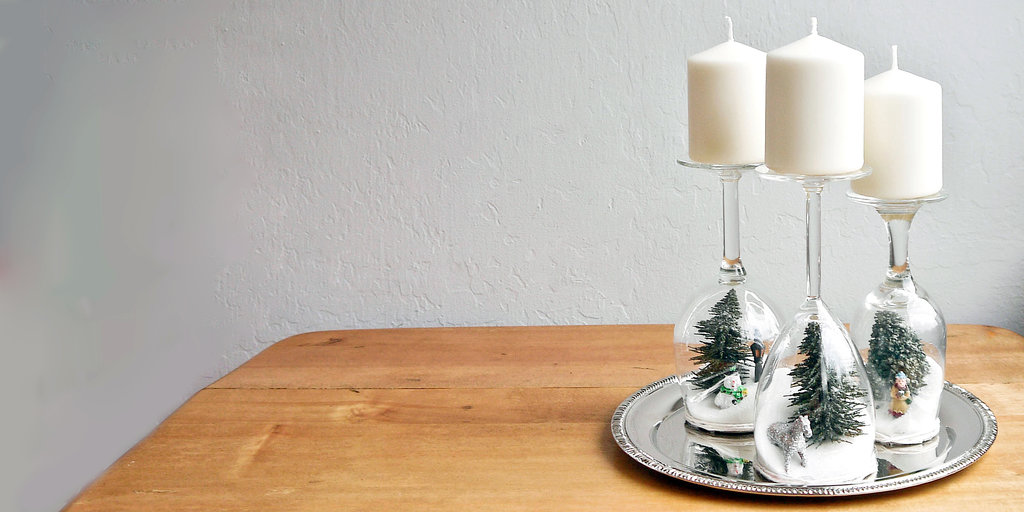 Let It Snow With Dollar-Store Holiday Dioramas