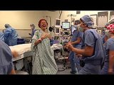 Mom Dances to Beyoncé Before Mastectomy