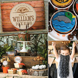 Happy Hunting! A Duck Dynasty-Inspired Birthday Party