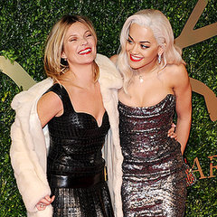 2013 British Fashion Awards Celebrity Pictures