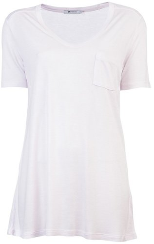 T By Alexander Wang Classic v-neck t-shirt