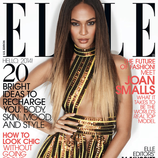 Joan and Cara Bring Models Back to January's Biggest Covers