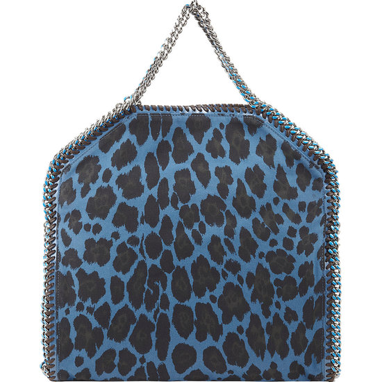 Stella McCartney Leopard Printed Foldover Tote ($1,149, originally $1,910)