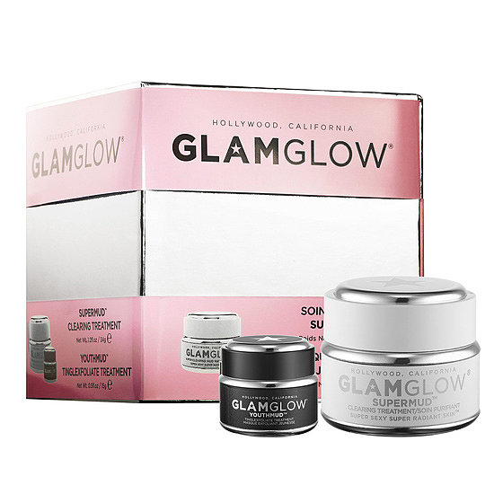 Glam Glow Gift Sexy ($69) contains two masks: a clearing mask  and a brightening mask, making it perfect for any of your skin ailments.