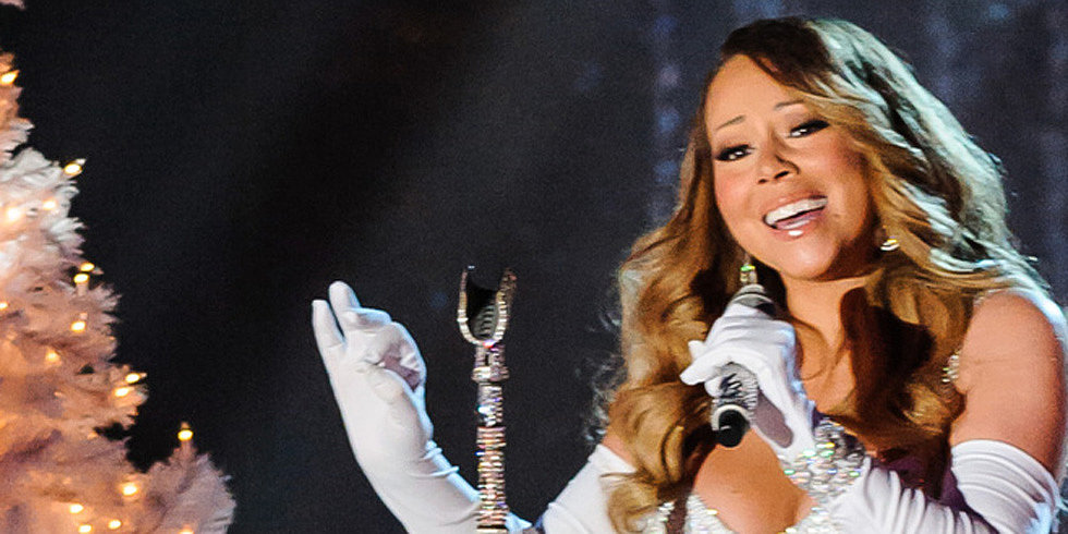 Mariah Carey Officially Kicks Off the Christmas Season
