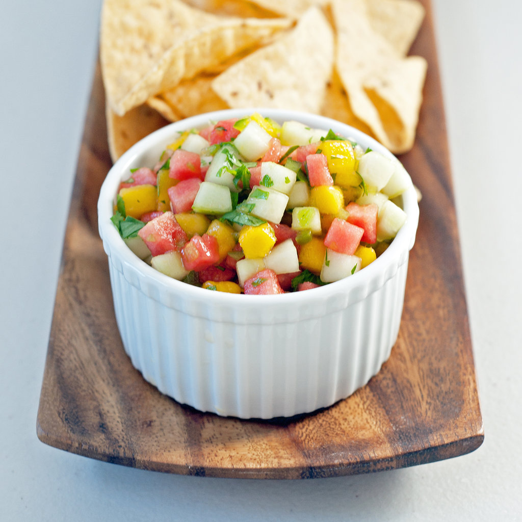 Watermelon Mango Salsa