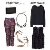 What to Wear to a Holiday Party When It's Cold