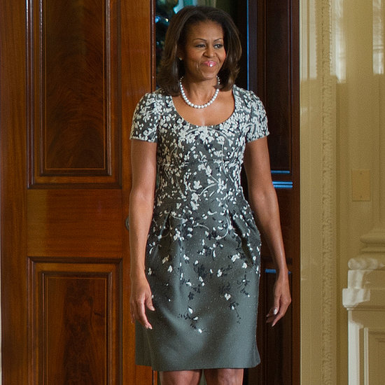 Michelle Obama Gets Even More Stylish For the Holidays