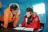 Prince Harry Takes on the South Pole