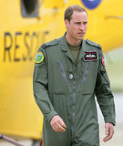 Prince William Quits His Job
