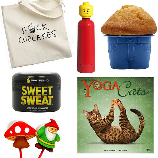 Weird and Wacky Fitness Gifts For Any White Elephant Exchange