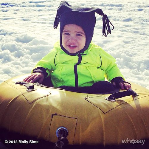 Celebrity Moms' Instagram Pictures Week of Dec. 1, 2013