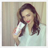 Fashion & Beauty Instagrams: Candice Swanepoel, Miranda Kerr