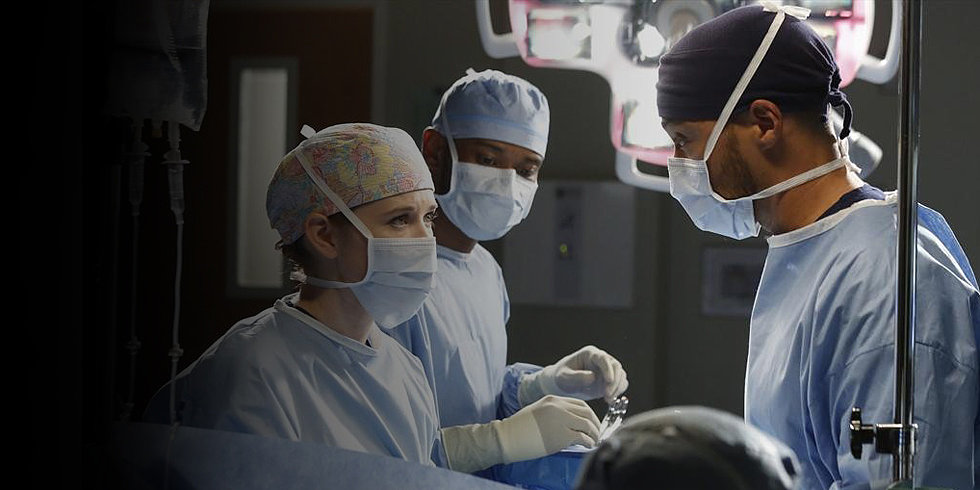 "Grey's Anatomy Rundown: ""Man on the Moon"""