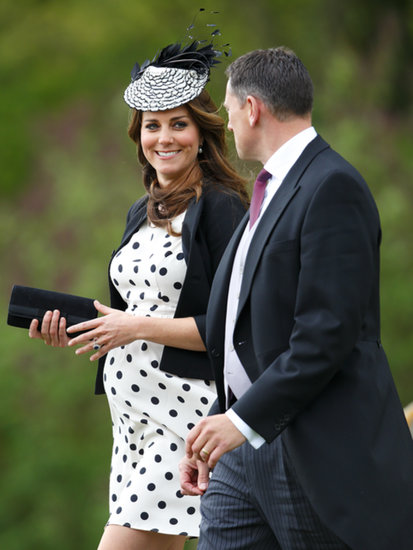 Probably the most famous expecting mother of 2013, Kate Middleton gave birth to Prince George on July 22.