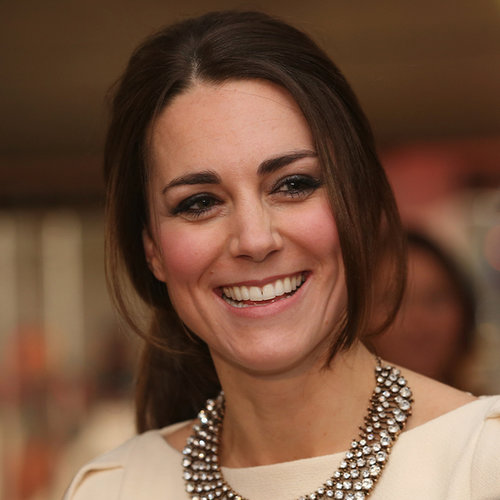 Celebrity Beauty: Kate Middleton Ponytail Hair Inspiration