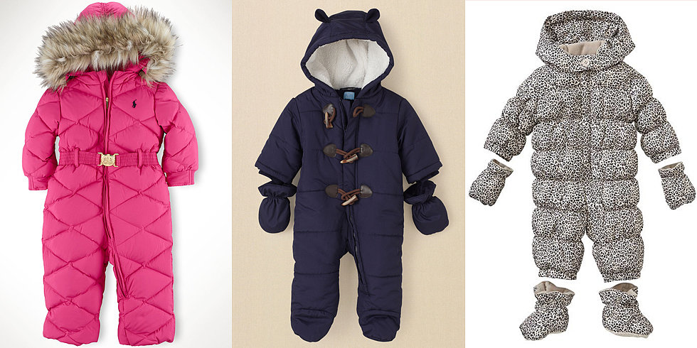 9 Cuddly Ways to Bundle Up Your Baby