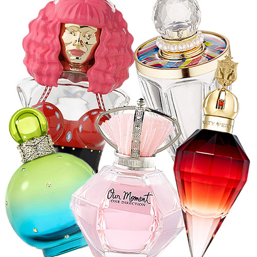 Best Celebrity Fragrances of 2013