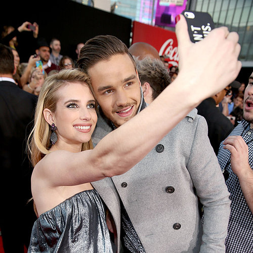 Best Celebrity Selfies in 2013