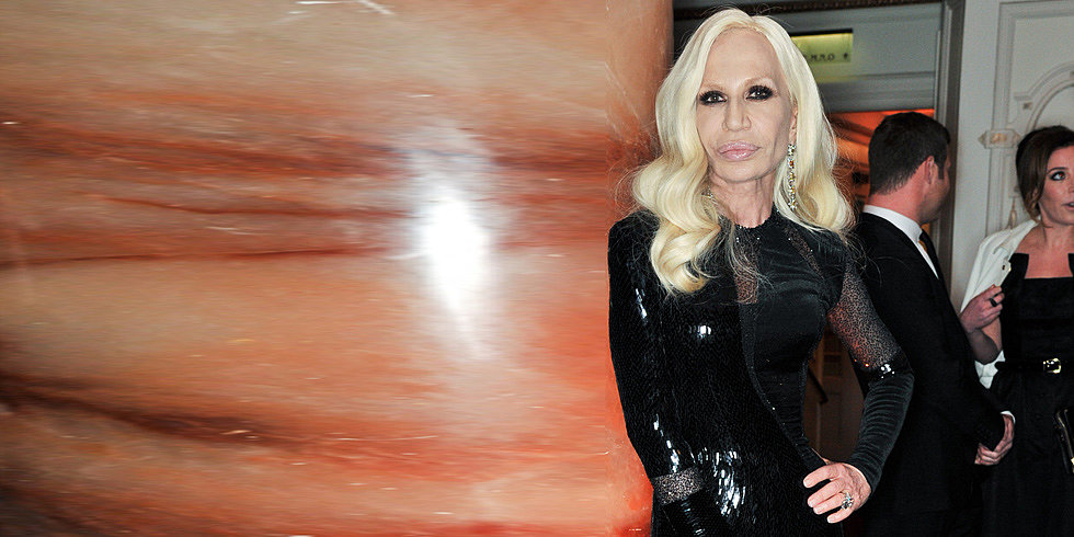 2013 Was All About Donatella . . . or Was It Marc?