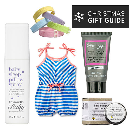 2013 Christmas Gift Guides: New Mums & Little Bubs