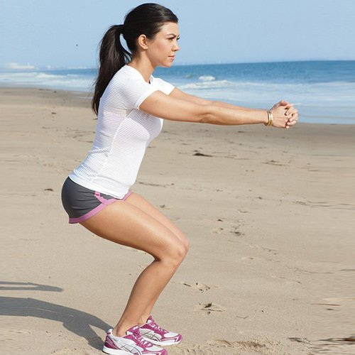 Celebrity Workout Moves