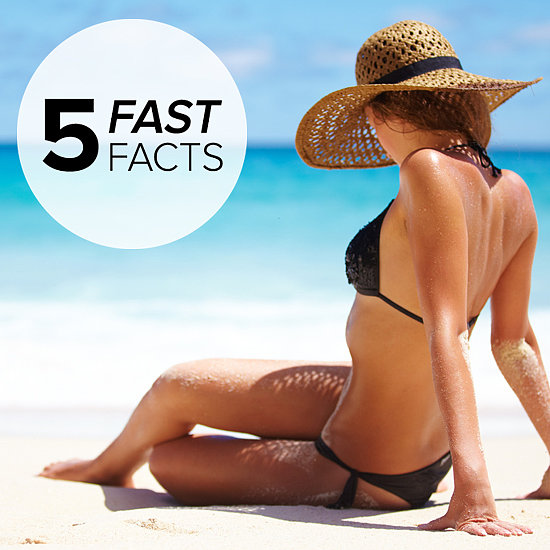 Five Fast Facts: What You Don't Know About Sunburn