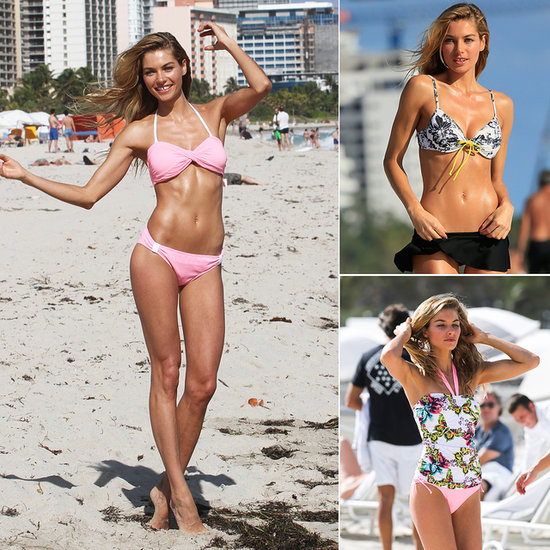 Jess Hart Shows Off Her Bikini Bod' In Miami