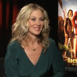 Anchorman 2 Christina Applegate Interview | Video