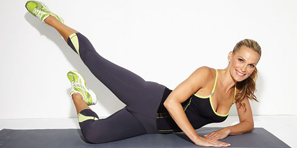 8 Celebrities' Top Trouble-Zone Toning Exercises