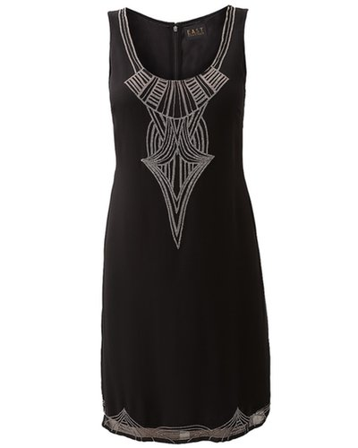 Deco Beaded Dress | East