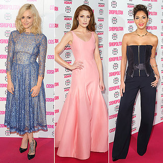 Fashion at the Cosmo Ultimate Woman of the Year Awards 2013