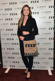 Lauren Bush Lauren at the Gotham magazine and Links of London event for the latest FEED collection.