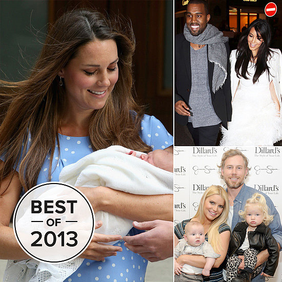 Best of 2013: The 10 Most Exciting Celebrity Baby Debuts