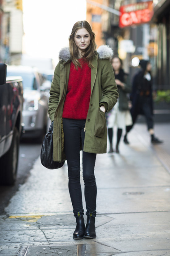 Cute Weekend Outfit Ideas Street Style Popsugar Fashion