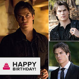 Birthday Boy Ian Somerhalder's Best Smolders From The Vampire Diaries