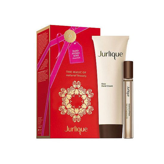 Everyone seeks a little rest and recuperation after the holiday rush, and Jurlique provides the perfect way to get it. The brand's Hand Picked Rose Essentials ($45) includes hand cream and a rollerball, and the rose is known to encourage stress relief, not to mention soft skin.