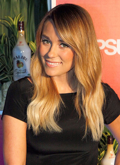 Lauren Conrad: Lost Bangs
